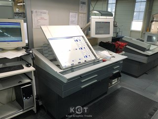 Heidelberg CD74-4+LYX F UV Sheet Fed