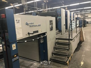 KBA (Koenig & Bauer) Rapida 162A-4 Sheet Fed