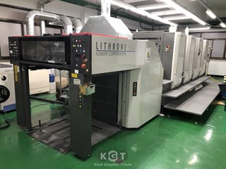 Komori GL440 Sheet Fed