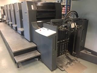 2000 Heidelberg SM 74-5H Machines offset à feuilles