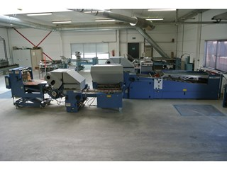 Online auction: MBO folding street T800.1. 78/4 (2005) 折页机