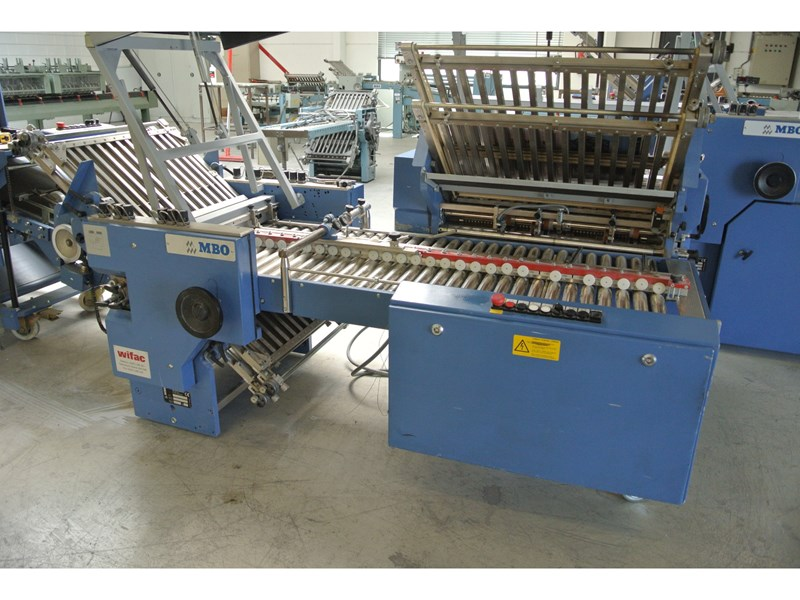 Online auction: MBO folding street T800.1. 78/4 (2005)
