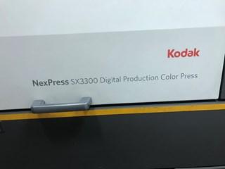 2012  Kodak NEXPRESS SX3300 Presses numériques/Digitales