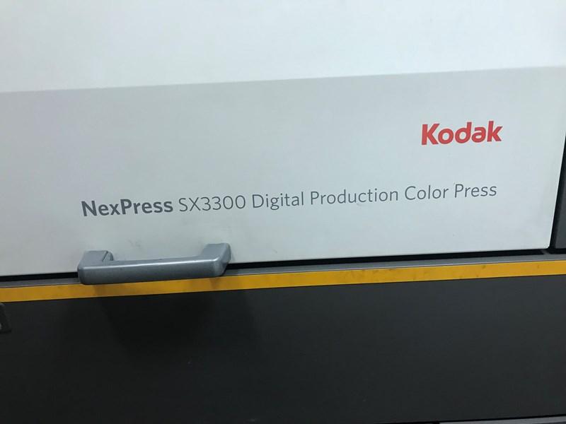 2012  Kodak NEXPRESS SX3300