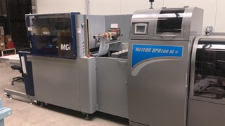 MGI Meteor DP8700 Digital Printing