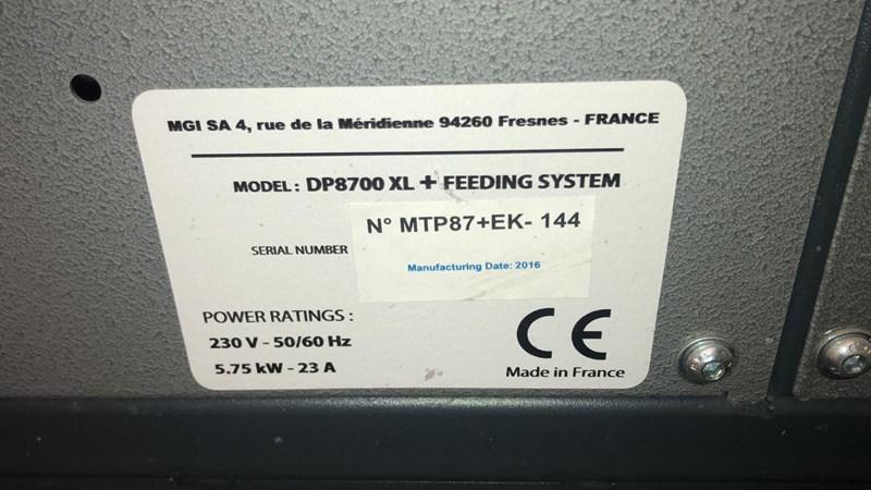 MGI Meteor DP8700