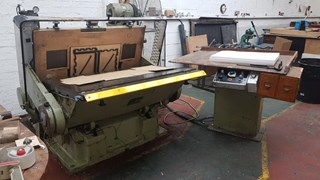 "Crosland Die Cutter 35"" x 50"" Die Cutting"