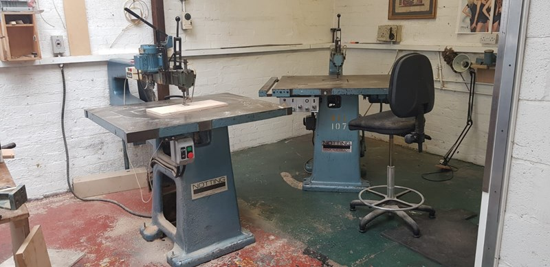 Notting Jig saw