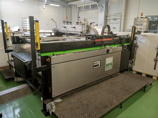 SPS Vitessa Classic AF 132 + UV dryer / prod. 2005 Screen Printing Equipment