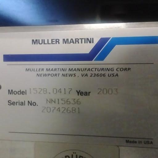 2003  Müller Martini PRESTO