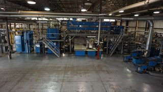 1997 Goss C450 (4) Unit Web Press System  Heatset