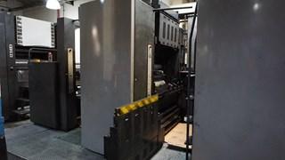 "2001 M600A (5) Unit (1) Web Press with JF44 Folder 578mm / 22.75"" cutoff Prensas Rotativas Comerciales"