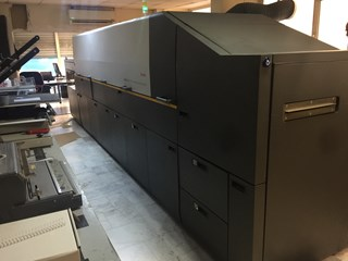 2012 Kodak Nexpress SX-2700 Digital Printing