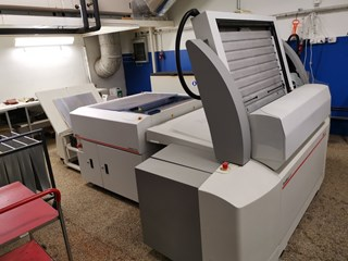 Agfa CTP Machine year 2005 CTP-Systems