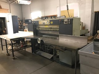 Seybold 65 Guillotines/Cutters