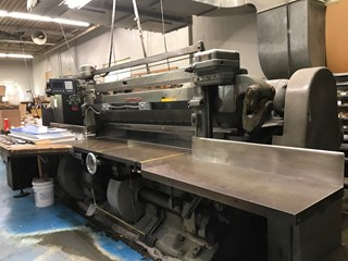 Seybold 85 Guillotines/Cutters