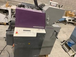 Heidelberg QM 46 2 单张纸胶印机