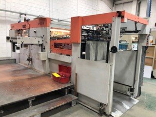 Bobst Bobst SP 102 SE Die Cutters - Automatic and Handfed