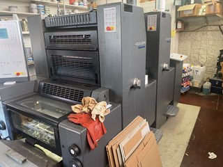 Heidelberg PM 52-2 Sheet Fed