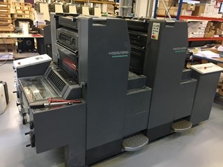 Heidelberg SM 52-2-P Sheet Fed