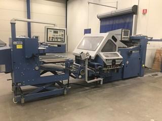 MBO K-800-6-KTL Folding machines