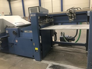 MBO R-800/4-4-2 Navigator Folding machines