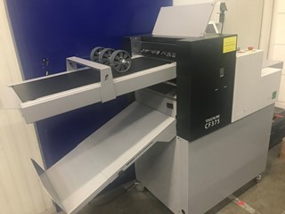 Multigraf  Touchline CF 375 Creasers/Slitters/Scorers/Perforators