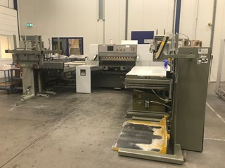 Polar 137 E Guillotines/Cutters