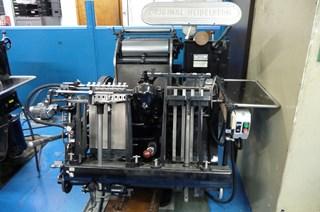 Heidelberg T Buchdruck-Zylinder & Tiegel