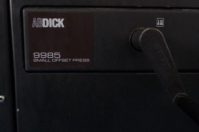 A.B. Dick 9985