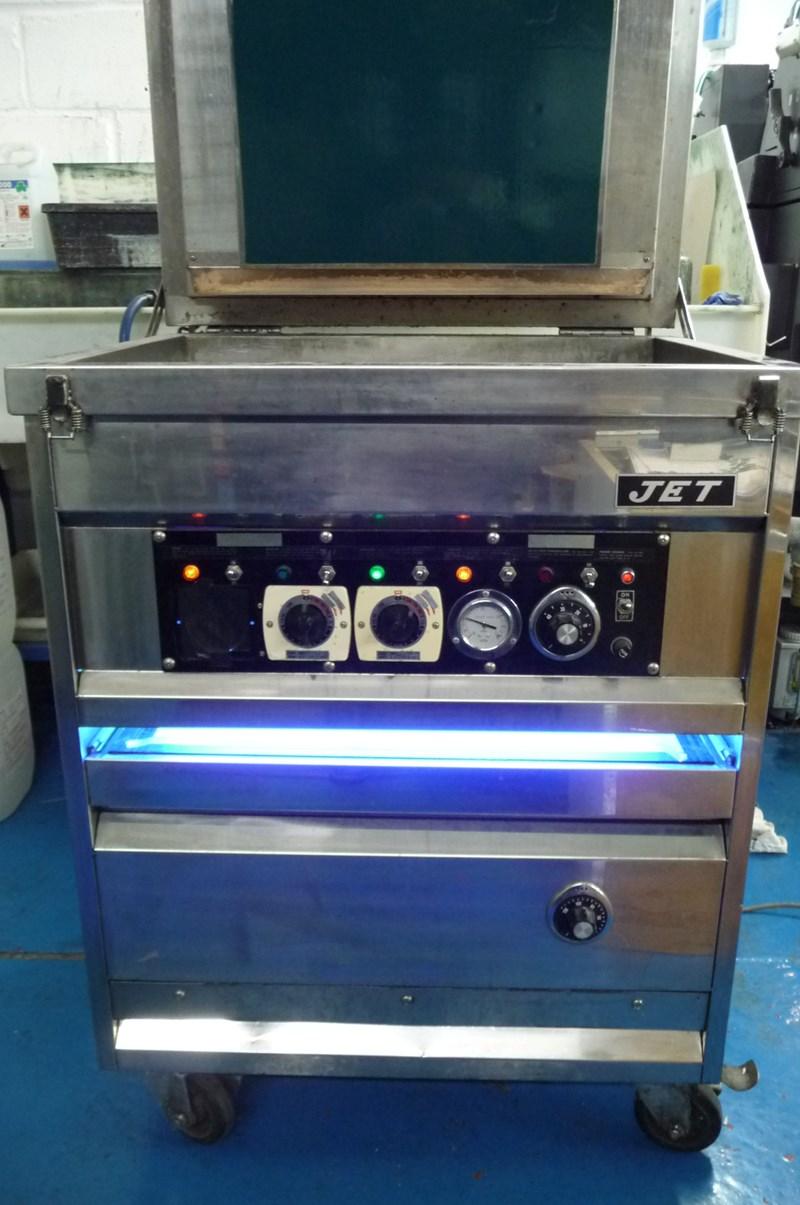 JET Photopolymer Plate Maker