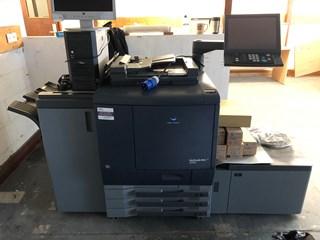 Konica Minolta Bizhub Pro C6000L Digital Printing
