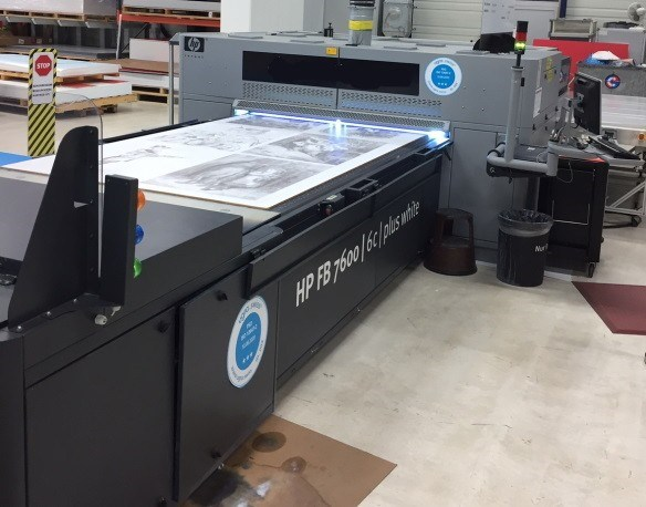 2009 HP (Hewlett Packard) FB 7600