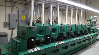 2007 Sanki SMP 300 Buchdruck-Zylinder & Tiegel