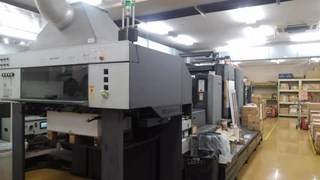 2001 Heidelberg CD 102-2+LX Sheet Fed