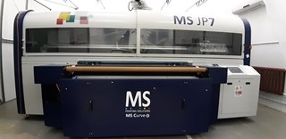 2018  MS Italy MS JP7 Ink Jet Printers