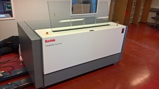 2017  Kodak Trendsetter 800 III Quantum CTP-Systems