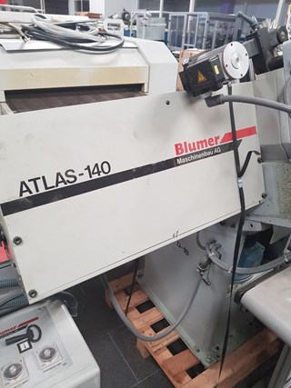 Blumer Atlas 140 Labels and Forms