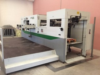Bobst SP 102 E Evoline Die Cutters - Automatic and Handfed