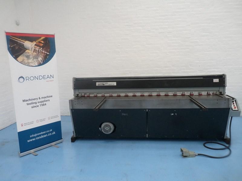 Edwards Truecut DD Power Shear 2.5m x 3.25mm capacity
