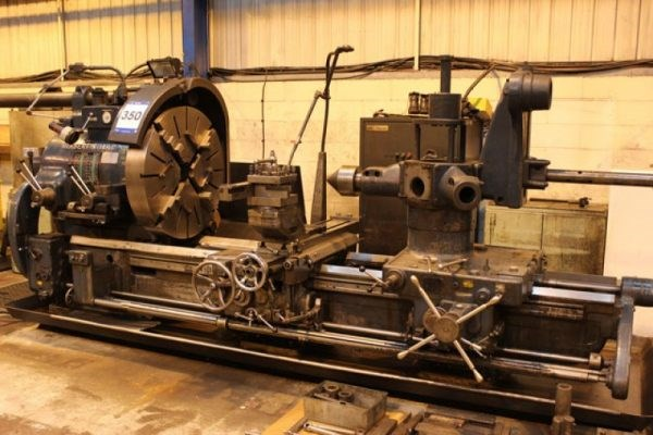 Show details for Herbert 14/45 Turret Lathe 1230mm x 2300mm