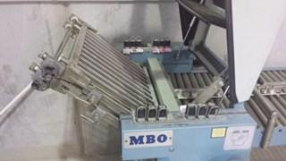 2001  MBO MBO T 500 Folding Machines