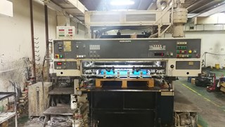 Komori L-440 Sheet Fed