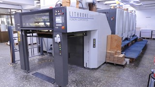 Komori GL-440-H Sheet Fed