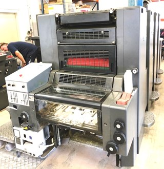 Heidelberg SM 52-4-P Sheet Fed