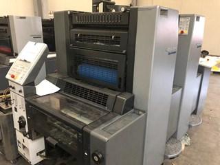Heidelberg SM 52-2 (straight machine) Sheet Fed