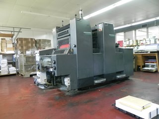 Heidelberg SM 52-2 N+P Sheet Fed