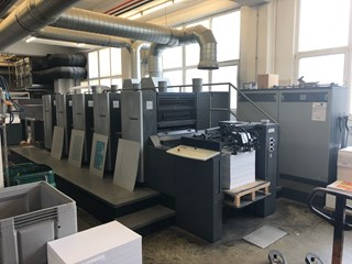 Heidelberg SM 74-5-H Sheet Fed