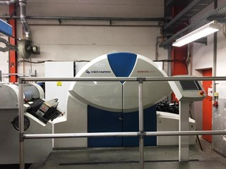 KBA Genius 52UV + Coater