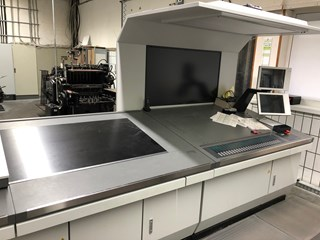 Komori GL 537 HC Sheet Fed